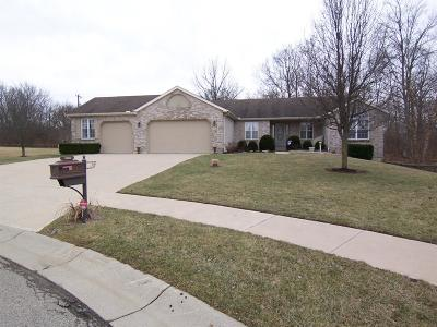 Single Family Home For Sale: 589 East Brooke Drive