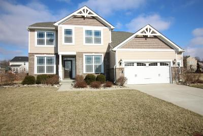 Liberty Twp Single Family Home For Sale: 6112 Royal Garden Court
