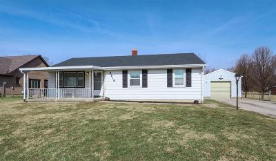 Greene County Single Family Home For Sale: 3916 Shadeland Avenue