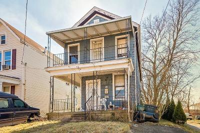 Cincinnati Multi Family Home For Sale: 121 W Sixty Fourth Street