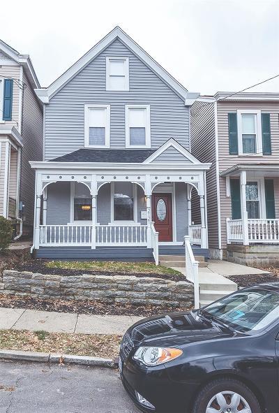 Cincinnati Single Family Home For Sale: 2121 Herrick Avenue