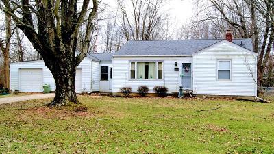 Single Family Home For Sale: 4419 Gene Lane