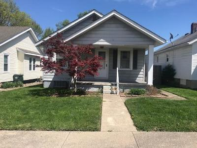 Hamilton Single Family Home For Sale: 938 N F Street