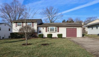 Single Family Home For Sale: 367 Timrick Place
