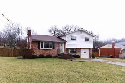 Cincinnati Single Family Home For Sale: 897 Compton Road