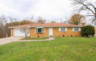 West Chester Single Family Home For Sale: 7258 Birchwood Drive