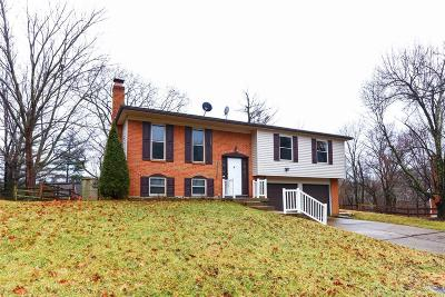 Cincinnati Single Family Home For Sale: 1764 Rusticwood Lane