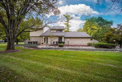 Montgomery County Single Family Home For Sale: 1740 W Alex Bell Road