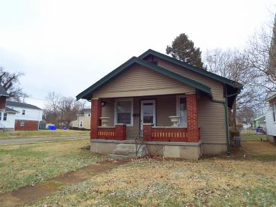 Hamilton Single Family Home For Sale: 347 Chase Avenue