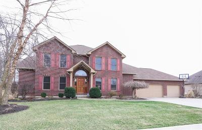 Montgomery County Single Family Home For Sale: 215 Denwood Trail