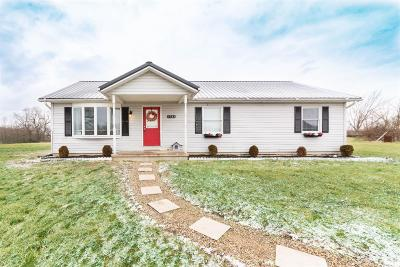 Georgetown Single Family Home For Sale: 3784 St Rte 125