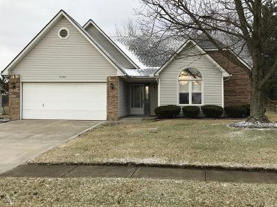 Liberty Twp Single Family Home For Sale: 6386 Jamison Way