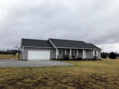 Liberty Twp Single Family Home For Sale: 8967 St Rt 138 E