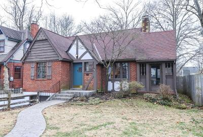 Single Family Home For Sale: 3823 Homewood Road