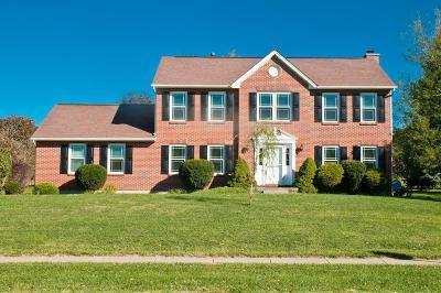 Liberty Twp Single Family Home For Sale: 6491 Cedar Hill Drive
