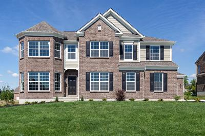 Deerfield Twp. Single Family Home For Sale: 3691 Hudson Hills Lane #78