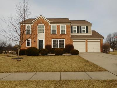 West Chester Single Family Home For Sale: 5968 Glenngate Court