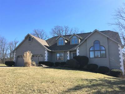West Chester Single Family Home For Sale: 7414 Wheatland Meadow Court