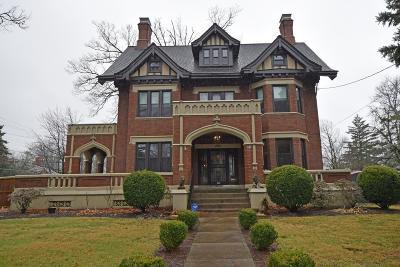 Cincinnati OH Single Family Home For Sale: $295,000