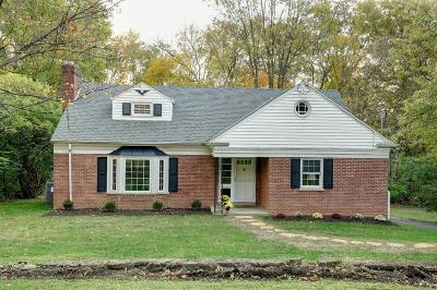 Single Family Home For Sale: 4892 Marieview Court