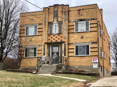 Cincinnati OH Multi Family Home For Sale: $156,900