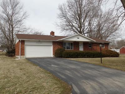 Highland County Single Family Home For Sale: 121 Sherwood Drive