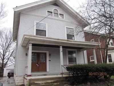 Cincinnati OH Single Family Home For Sale: $87,500