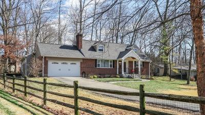Single Family Home For Sale: 7460 N Timberlane Drive