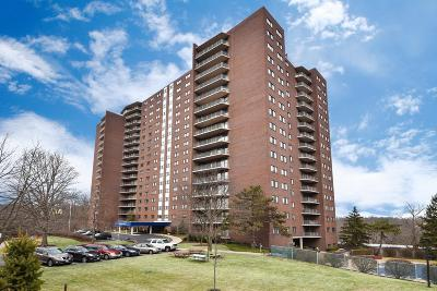 Cincinnati Condo/Townhouse For Sale: 5300 Hamilton Avenue #1109