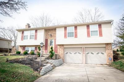 Single Family Home For Sale: 3203 Algus Lane