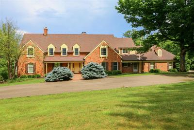 Indian Hill Single Family Home For Sale: 8070 Kroger Farm Road
