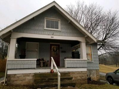 Highland County Single Family Home For Sale: 625 W Main Street