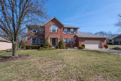 Liberty Twp Single Family Home For Sale: 4558 Peakview Court