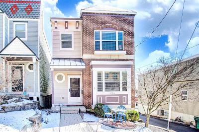 Cincinnati Single Family Home For Sale: 424 Strafer Street