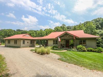 Clermont County Single Family Home For Sale: 4030 Hilltop Lane