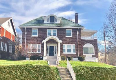 Cincinnati Single Family Home For Sale: 2896 Linwood Avenue