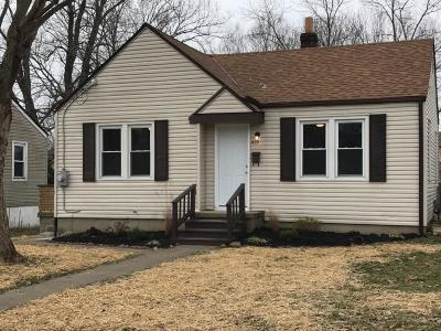 Cleves Single Family Home For Sale: 419 Porter Street