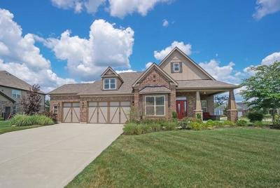 Hamilton Twp Single Family Home For Sale: 4982 Crooked River Court