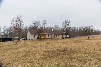 Butler County Single Family Home For Sale: 2935 Harris Road