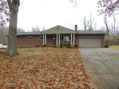 Colerain Twp Single Family Home For Sale: 10449 Zocalo Drive