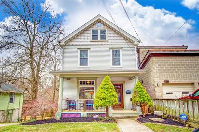 Cincinnati Single Family Home For Sale: 3235 Golden Avenue