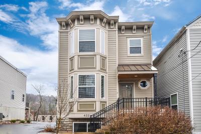Cincinnati Single Family Home For Sale: 422 Strafer Street