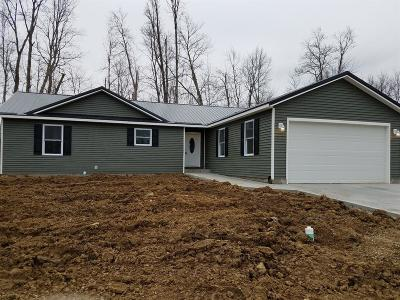Adams County, Brown County, Clinton County, Highland County Single Family Home For Sale: 525 Mill Street