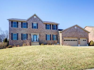 Fairfield Twp Single Family Home For Sale: 7025 Ashwood Knolls Drive