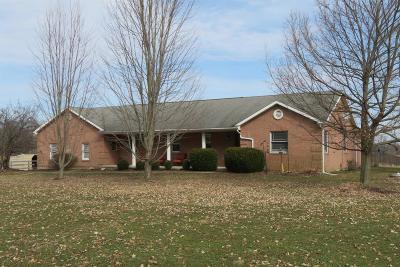 Highland County Single Family Home For Sale: 9676 Kincaid Road