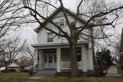 Cheviot Multi Family Home For Sale: 3925 Delmar Avenue