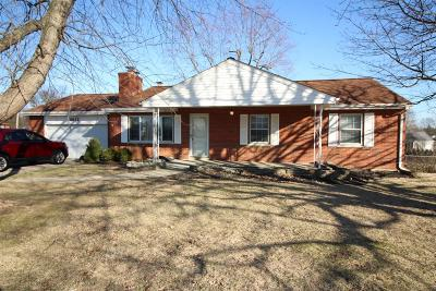 West Chester Single Family Home For Sale: 9612 Marie Court