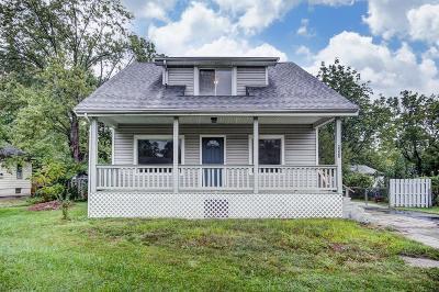 Blue Ash Single Family Home For Sale: 4642 Miller Road