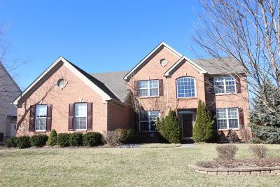 Deerfield Twp. Single Family Home For Sale: 7830 Hedgewood Circle
