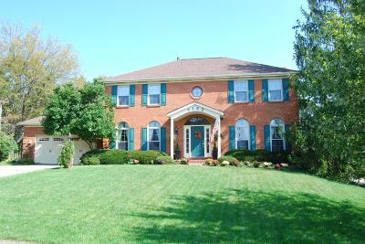 Colerain Twp Single Family Home For Sale: 8162 Lakevalley Drive